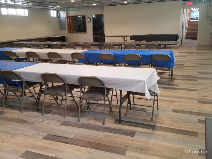 The Venue Room in Itasca Photo 2