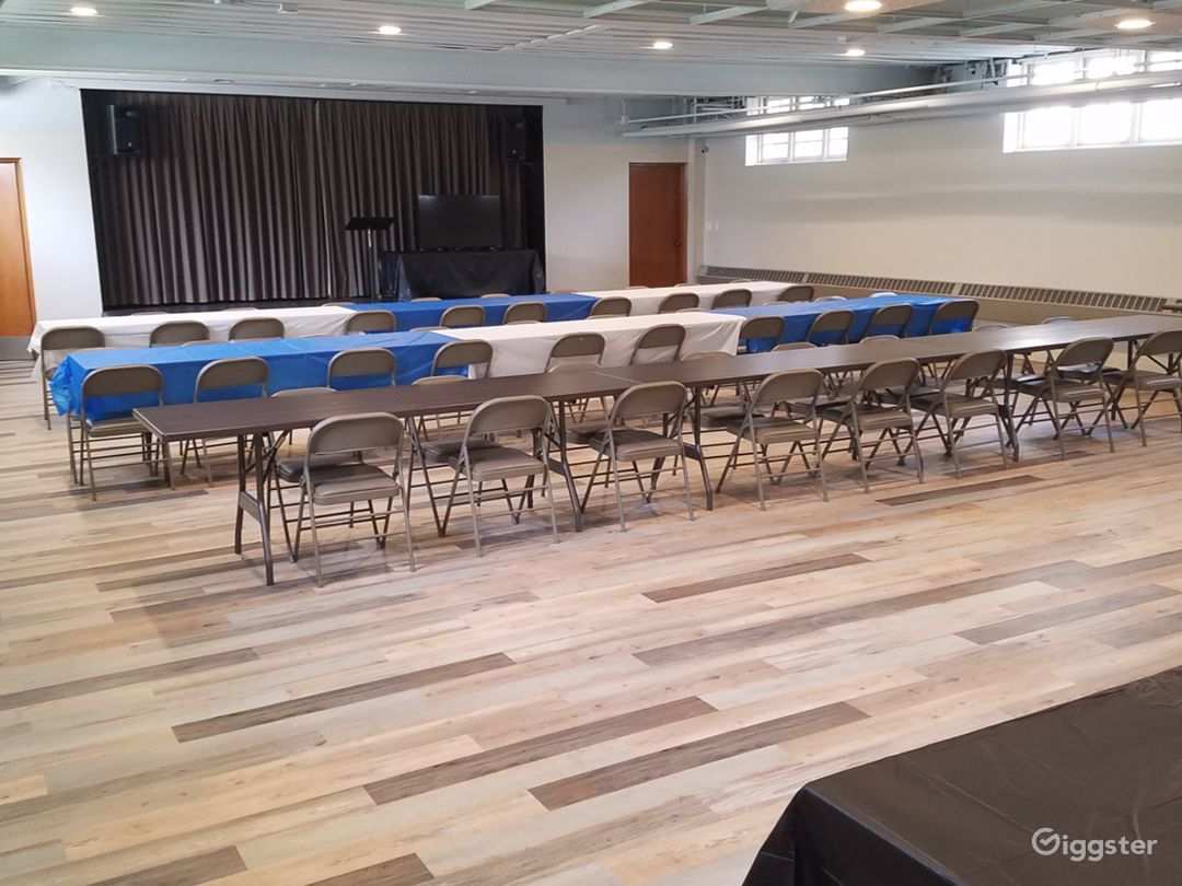 The Venue Room in Itasca Photo 1