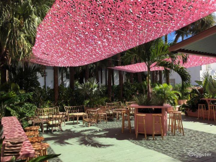 The Deck: Lush Bar Deck Venue in Miami Photo 2