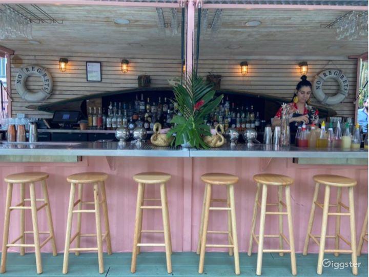 The Deck: Lush Bar Deck Venue in Miami Photo 3