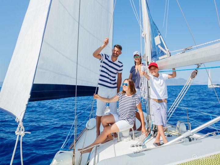 Sailing trip to the island Photo 5