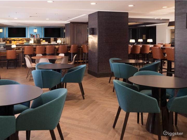 San Francisco Bar and Lounge