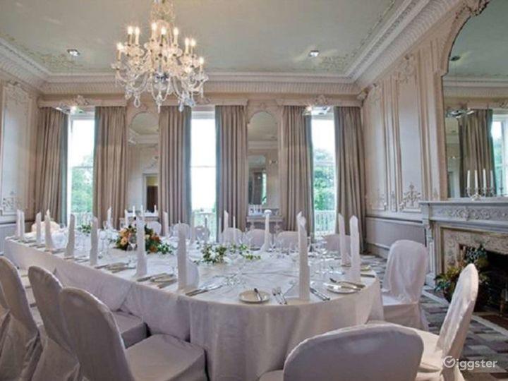 Grand & High-ceilinged Adams Suite in Edinburgh Photo 4