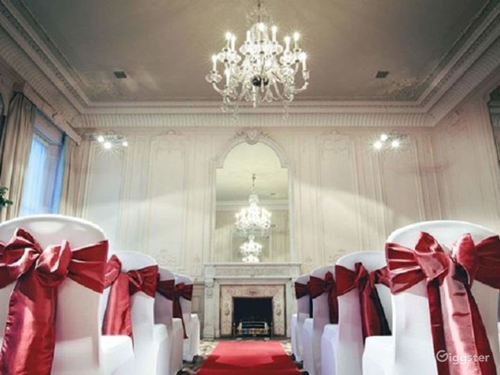 Grand & High-ceilinged Adams Suite in Edinburgh Photo 5