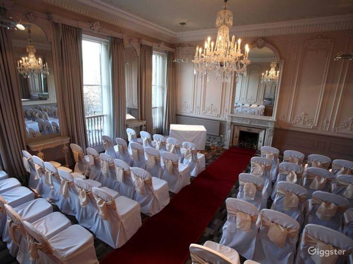 Grand & High-ceilinged Adams Suite in Edinburgh Photo 3