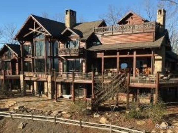 Back of House from 3rd Swinging Bridge