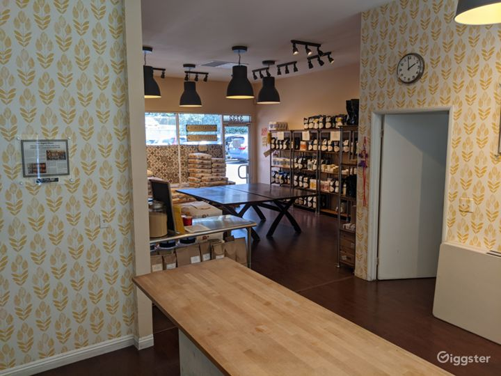 Homestyle Kitchen and Retail Shop Photo 3