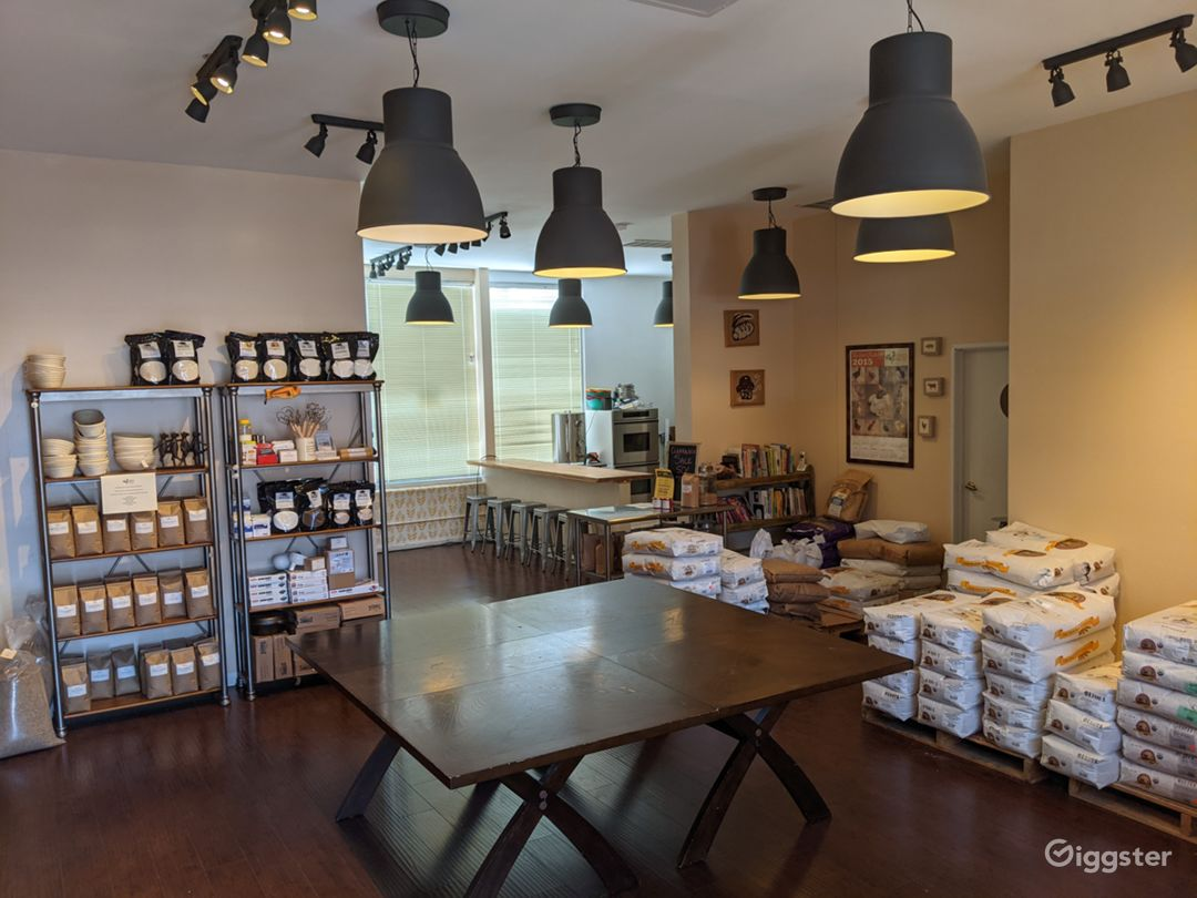 Homestyle Kitchen and Retail Shop Photo 1