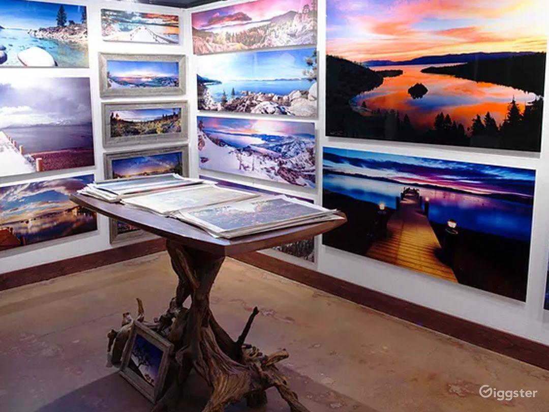 Panoramic Art Gallery in Tahoe City Photo 1