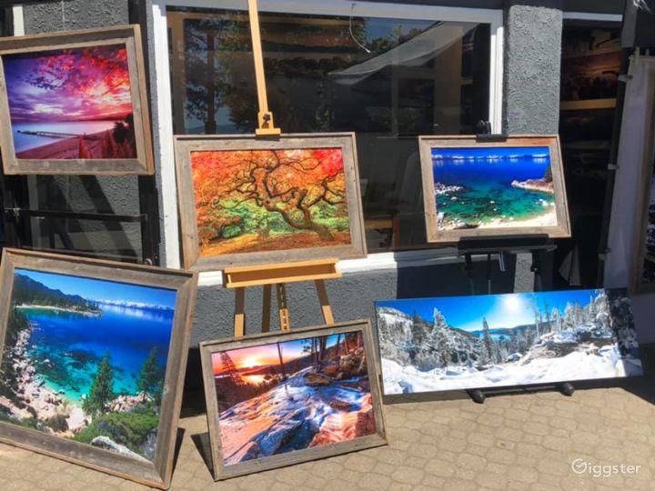 Panoramic Art Gallery in Tahoe City Photo 2