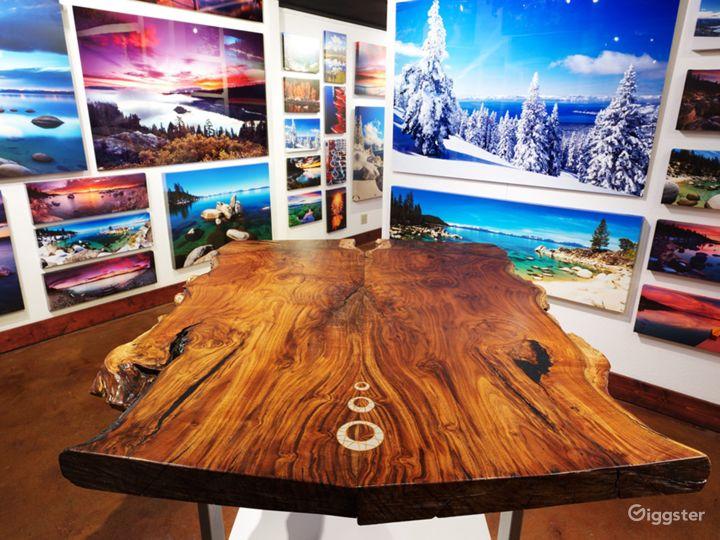 Panoramic Art Gallery in Tahoe City Photo 4
