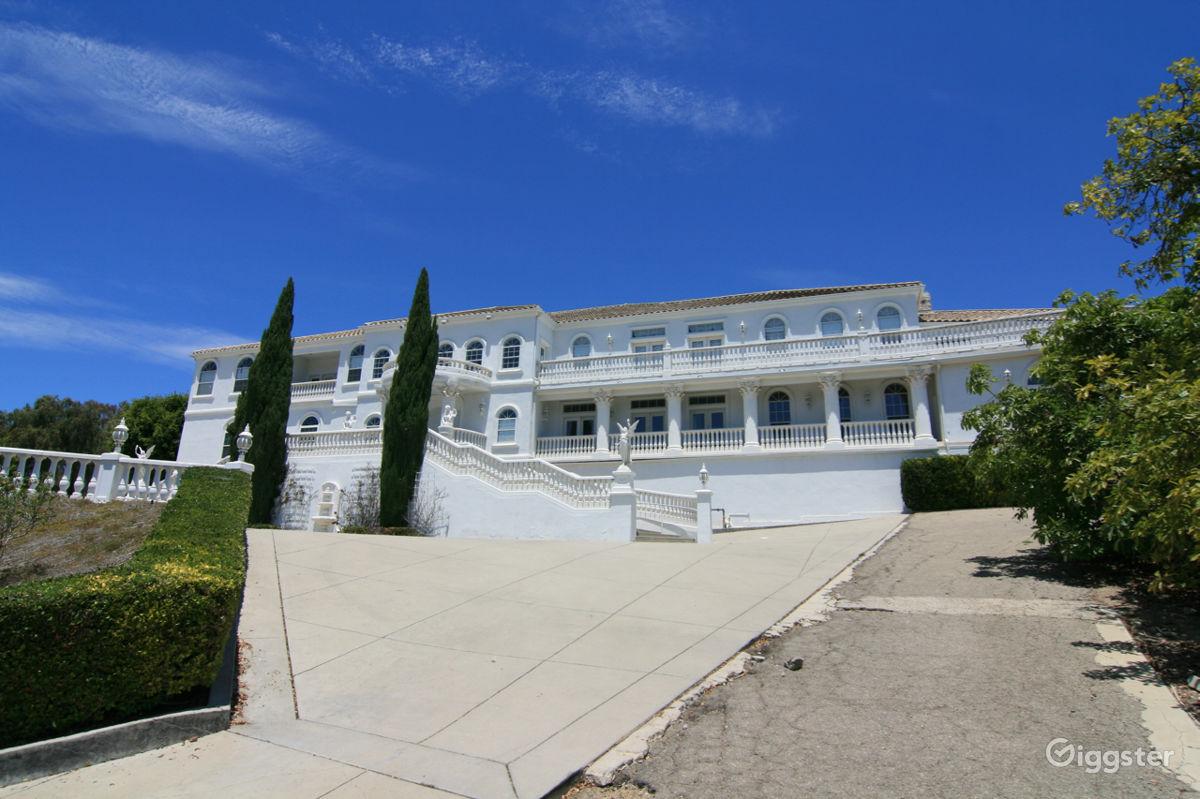 Greek Inspired Home w/ Indoor Pool in Camarillo Los Angeles Rental