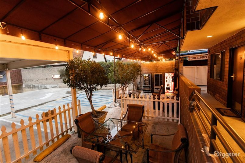 Welcoming Patio in LA Photo 1