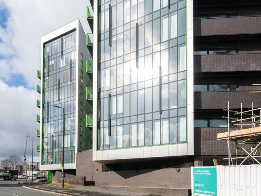 Luxury City Space in Manchester Photo 1