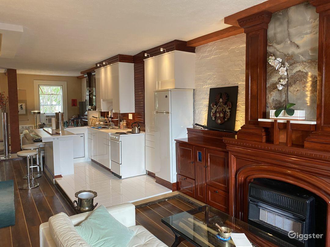 Open Floor Plan, Kitchen