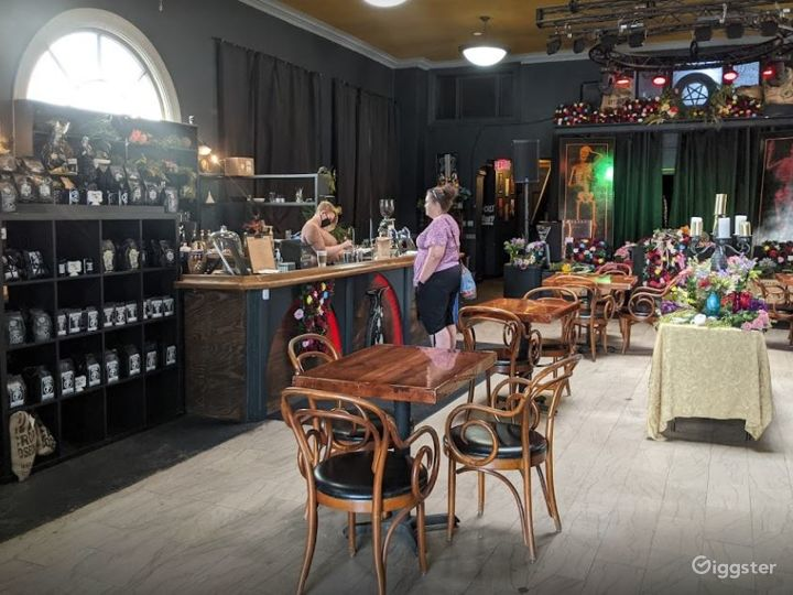 Mellow and Relaxing Coffee Shop with Music Venue in McKees Rocks Photo 5