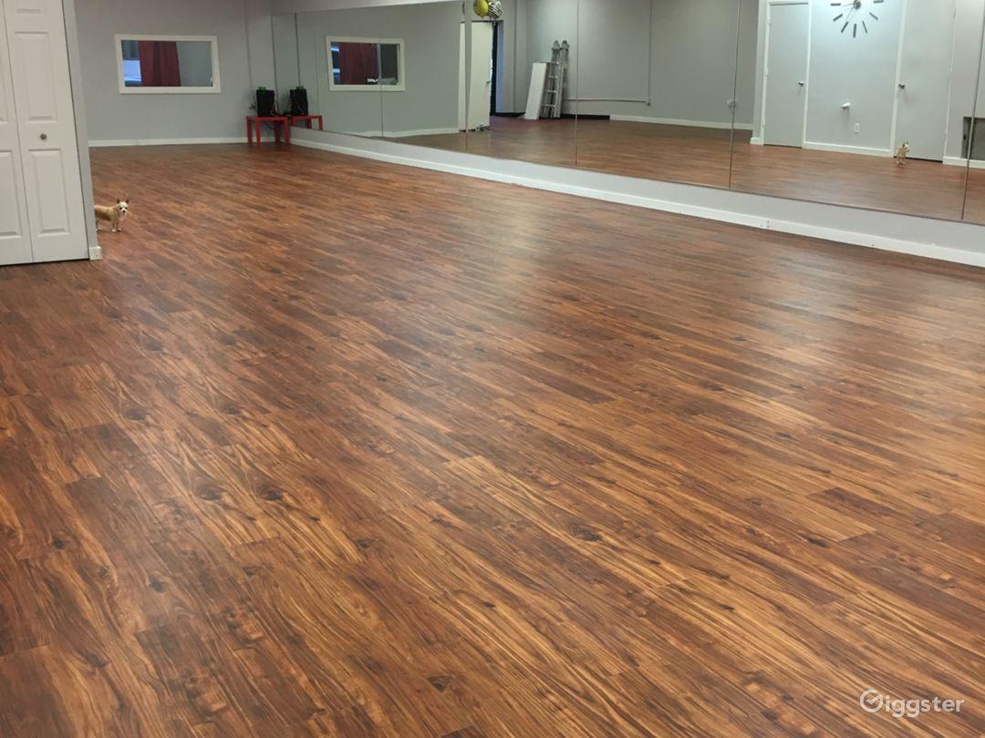 Open Studio for dance rehearsal, parties etc. Photo 1