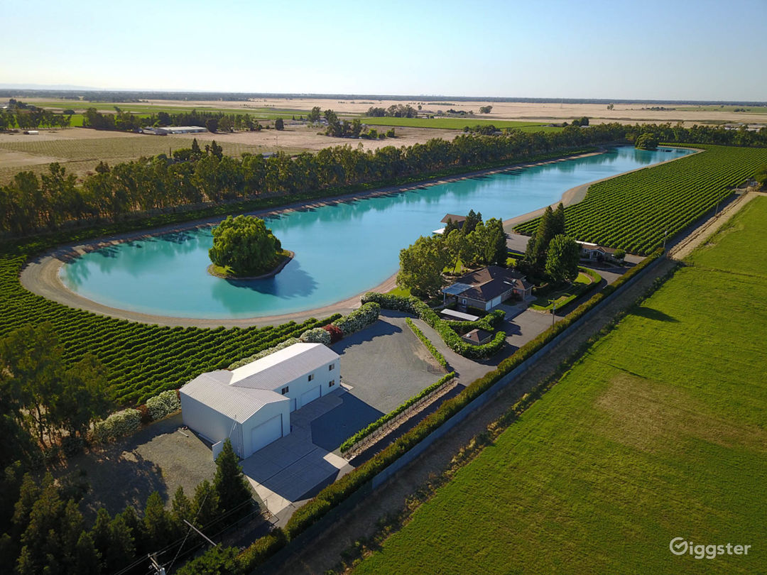 All In One Event Space and Vineyard in  California Photo 1
