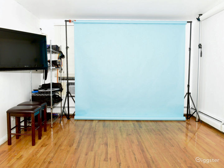 Portrait Studio in Central Harlem with Roof Access Photo 2