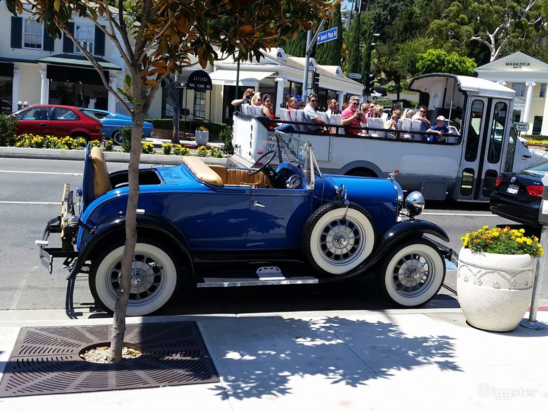 1929 Ford Model A convertible Photo 5