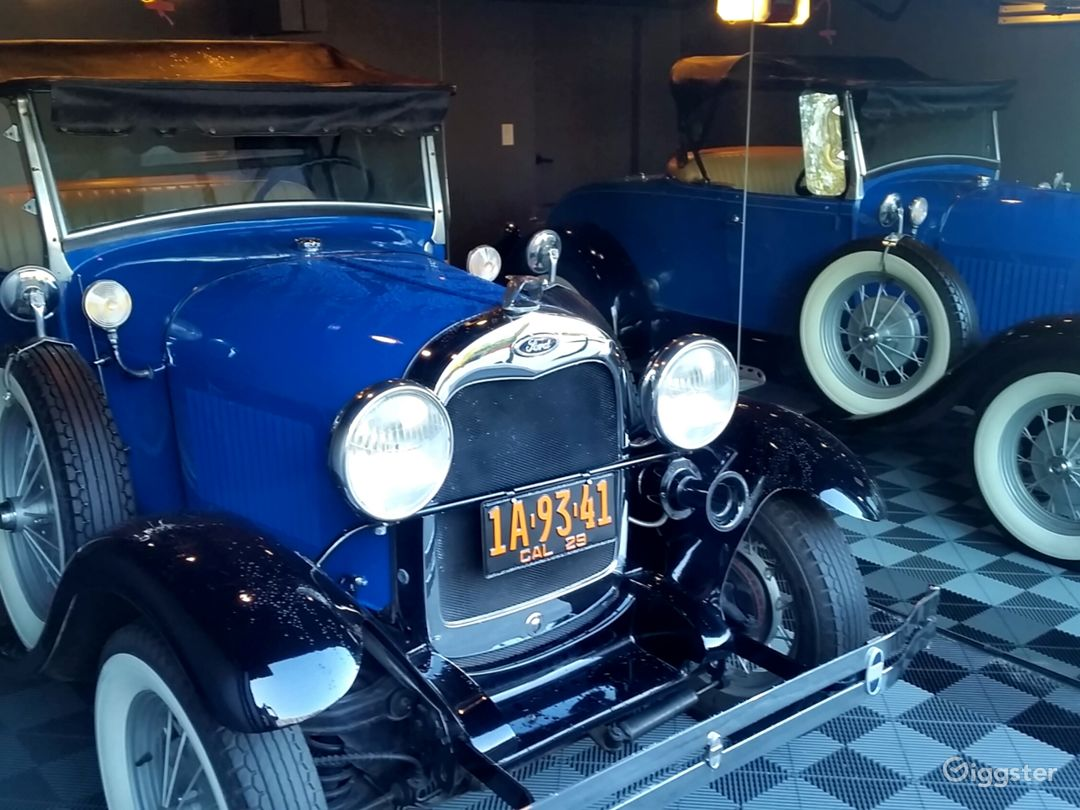1929 Ford Model A convertible Photo 3