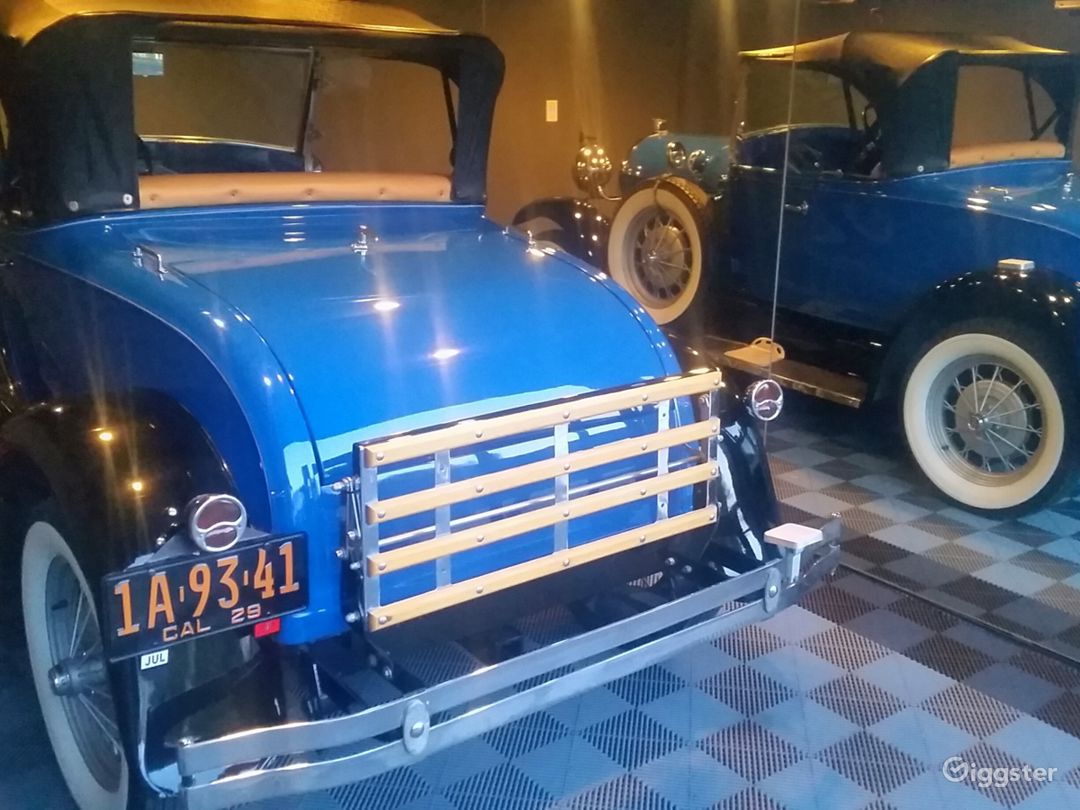 1929 Ford Model A convertible Photo 4