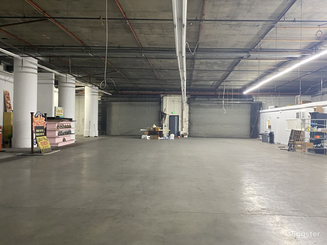 Our 8,000sqft multi-purpose area can be used for just about anything