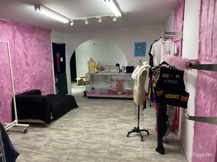1,700sqft storefront can be converted however you see fit