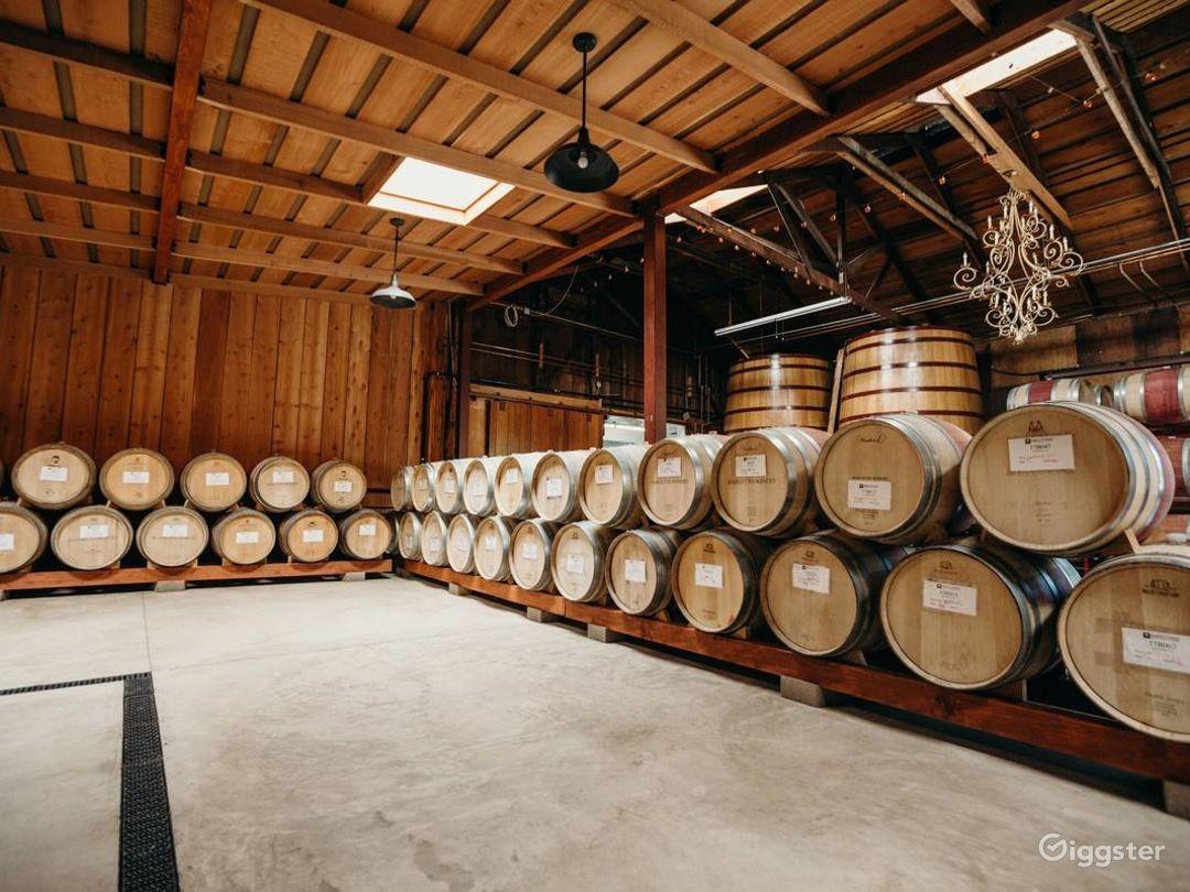 Historic Cellars in Soquel Photo 1