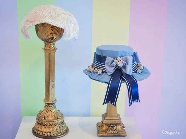 Enchanted Dollhouse Themed Tea Room Photo 3