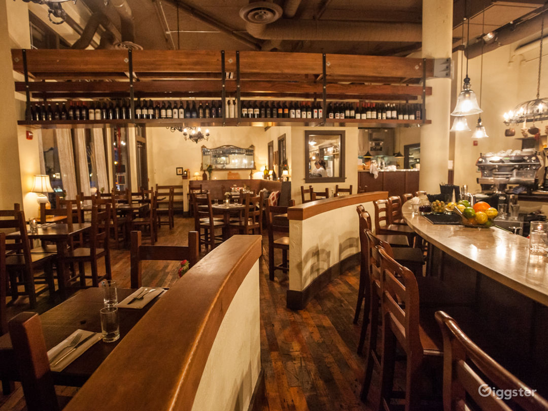 Authentic and Cozy Italian Restaurant in Bellevue Photo 1