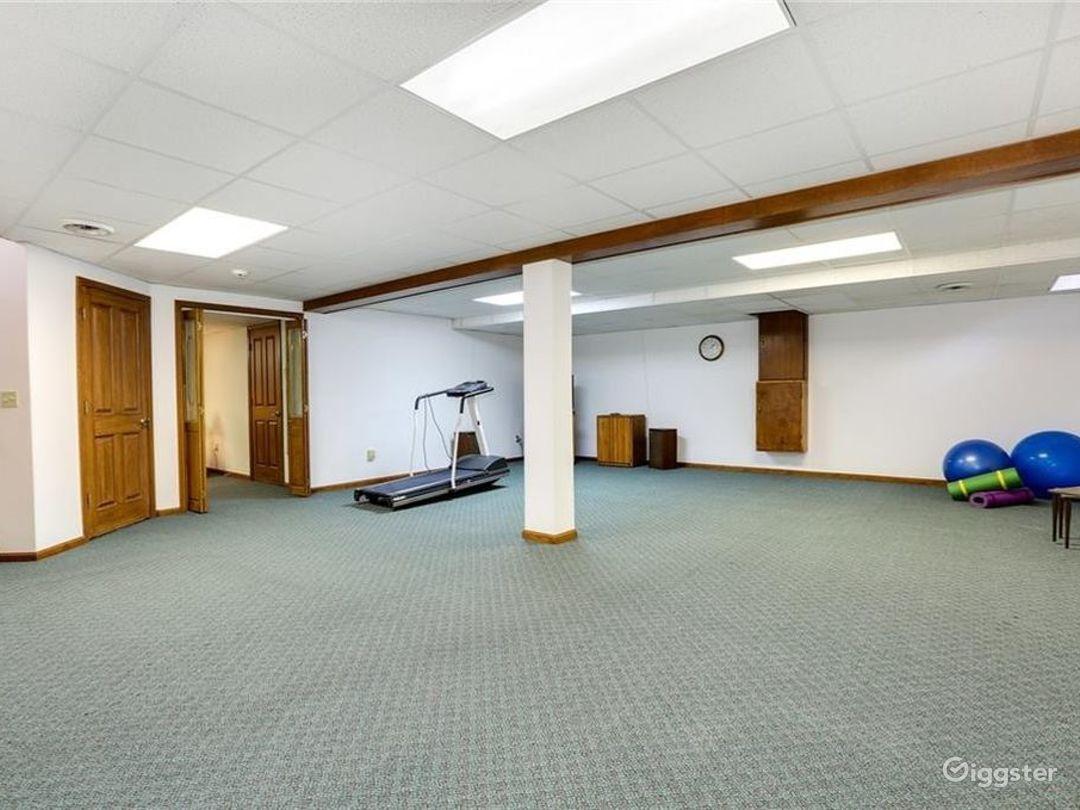 Basement 1st Room