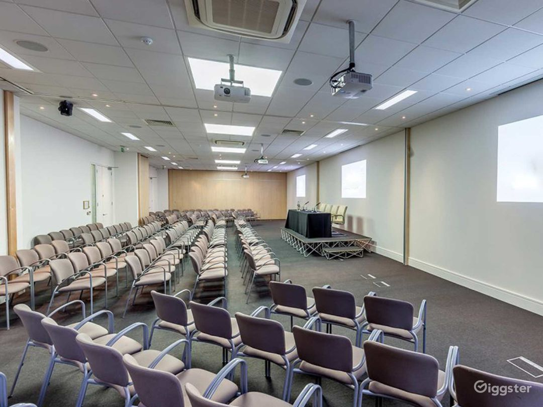 Large Functional Elemental Suite in London Photo 1