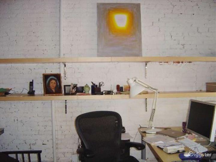 Soho loft and artists studio: Location 4135 Photo 2