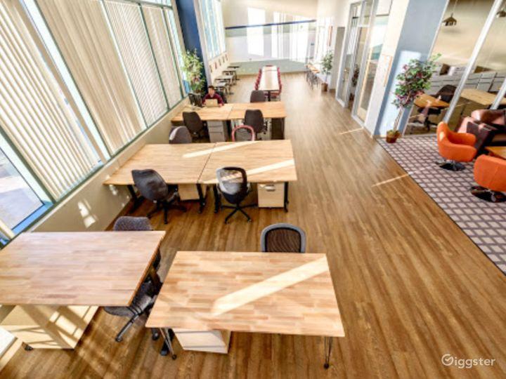 Spacious and Warm Cafe Venue in San Rafael Photo 4