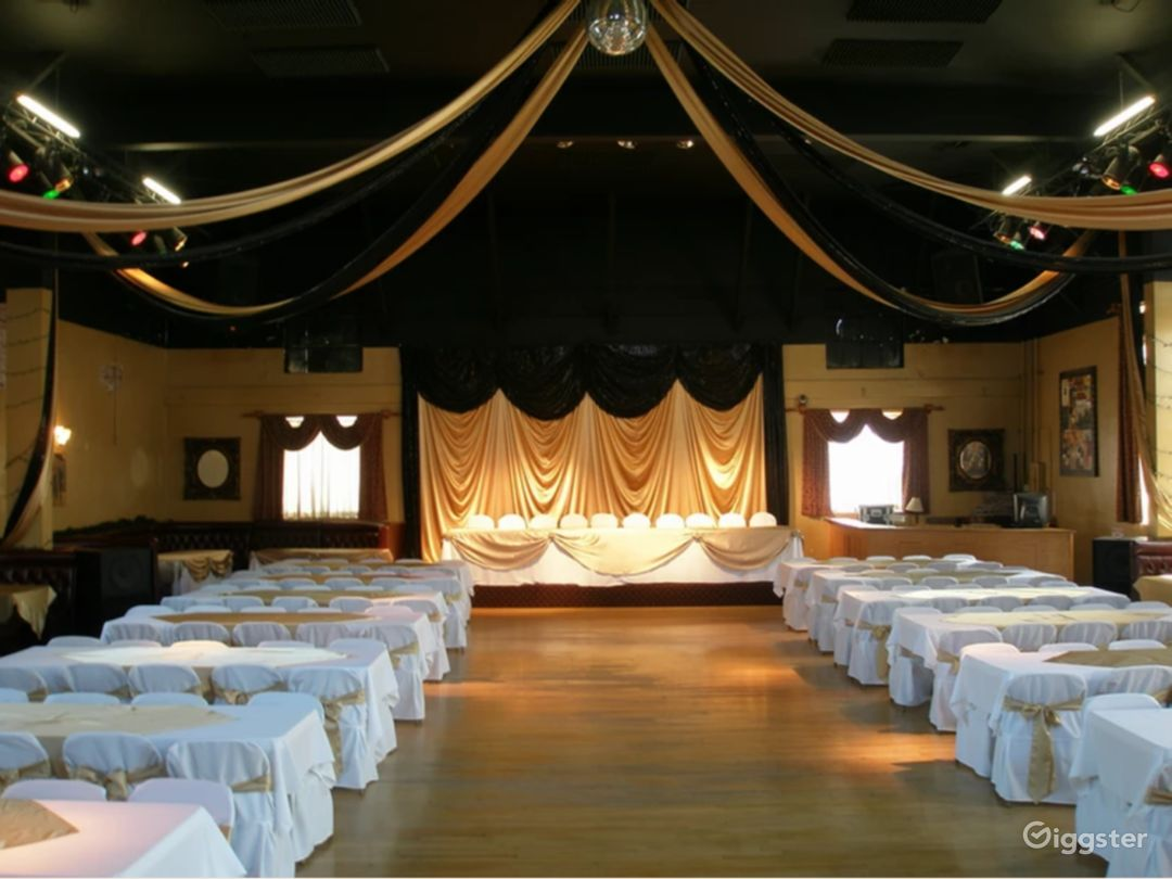Uptown Whittier Ballroom Photo 1