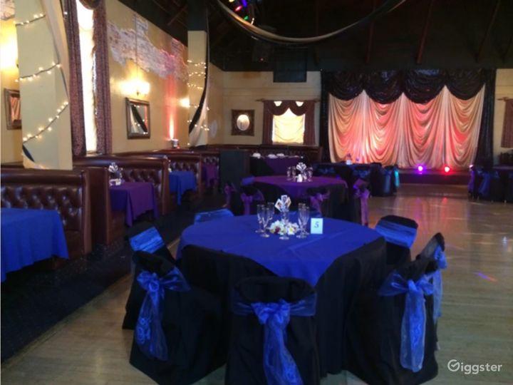 Uptown Whittier Ballroom Photo 2