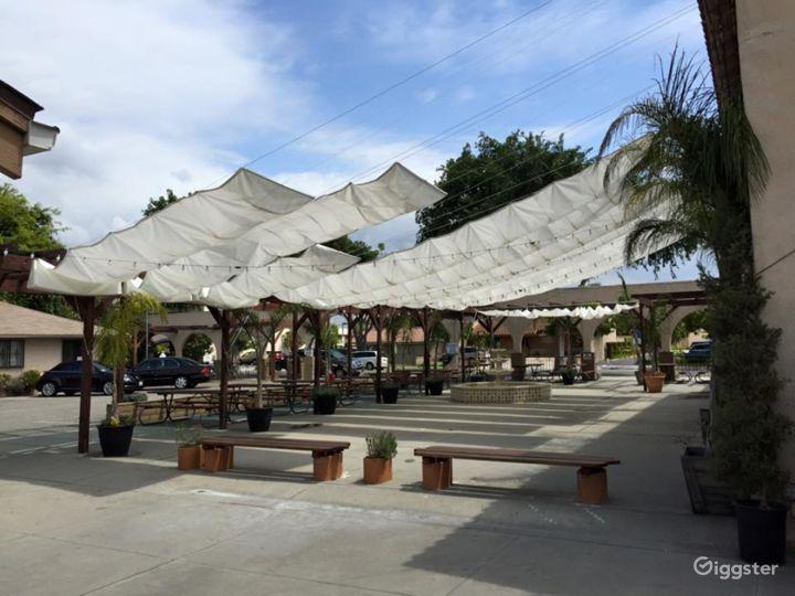 Historical Hall & Plaza Los Alamitos Photo 4