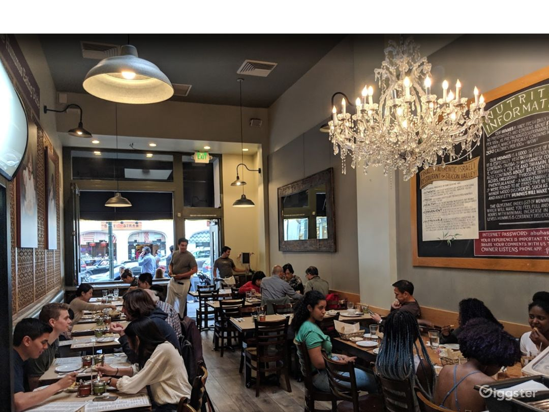 Stunning and Cozy Restaurant in Palo Alto Photo 1