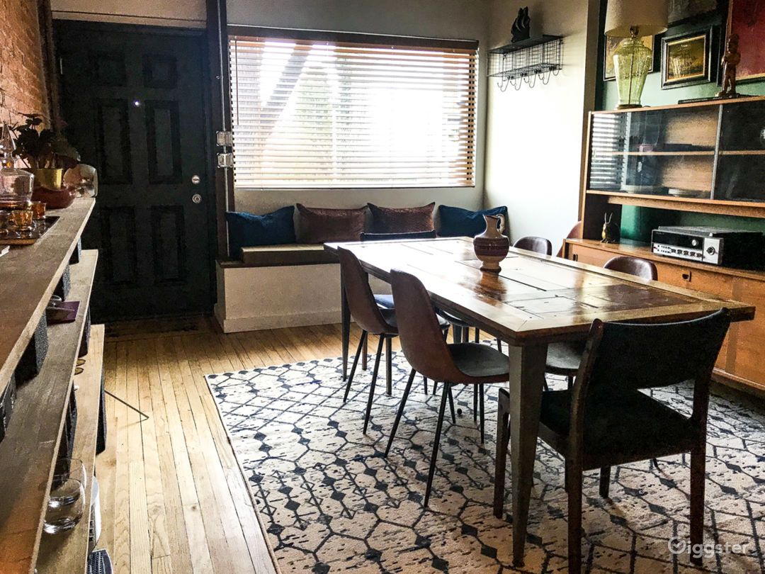 Industrial/Americana-Inspired Storefront Row House Photo 3