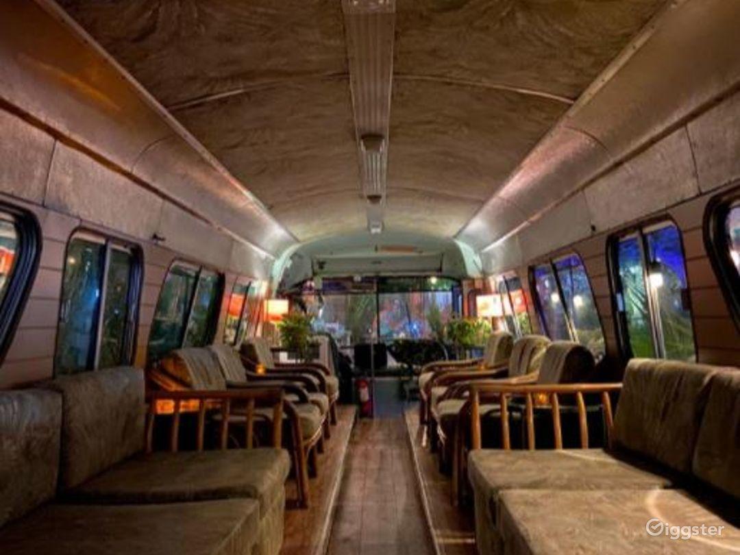 The Bus: Posh Bus & Playground Bar Venue in Miami Photo 1