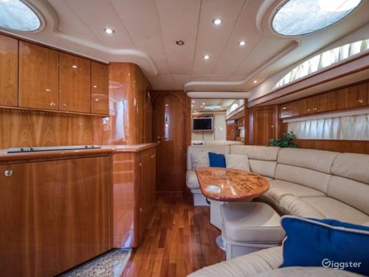 Intimate 60FT NEPTUNE Party Yacht Space Events  Photo 5