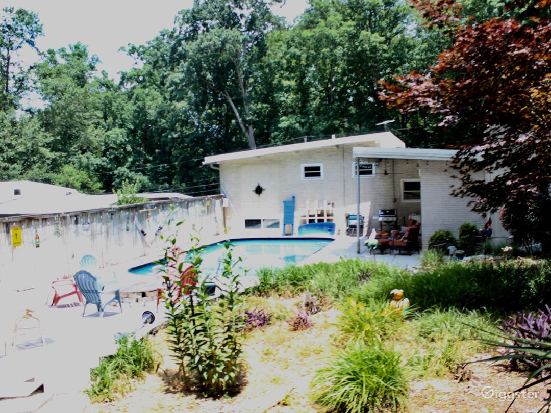 Back Yard Overview