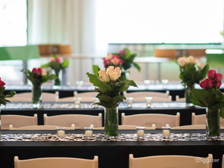 Ambiente Wedding Venue Minutes from Downtown