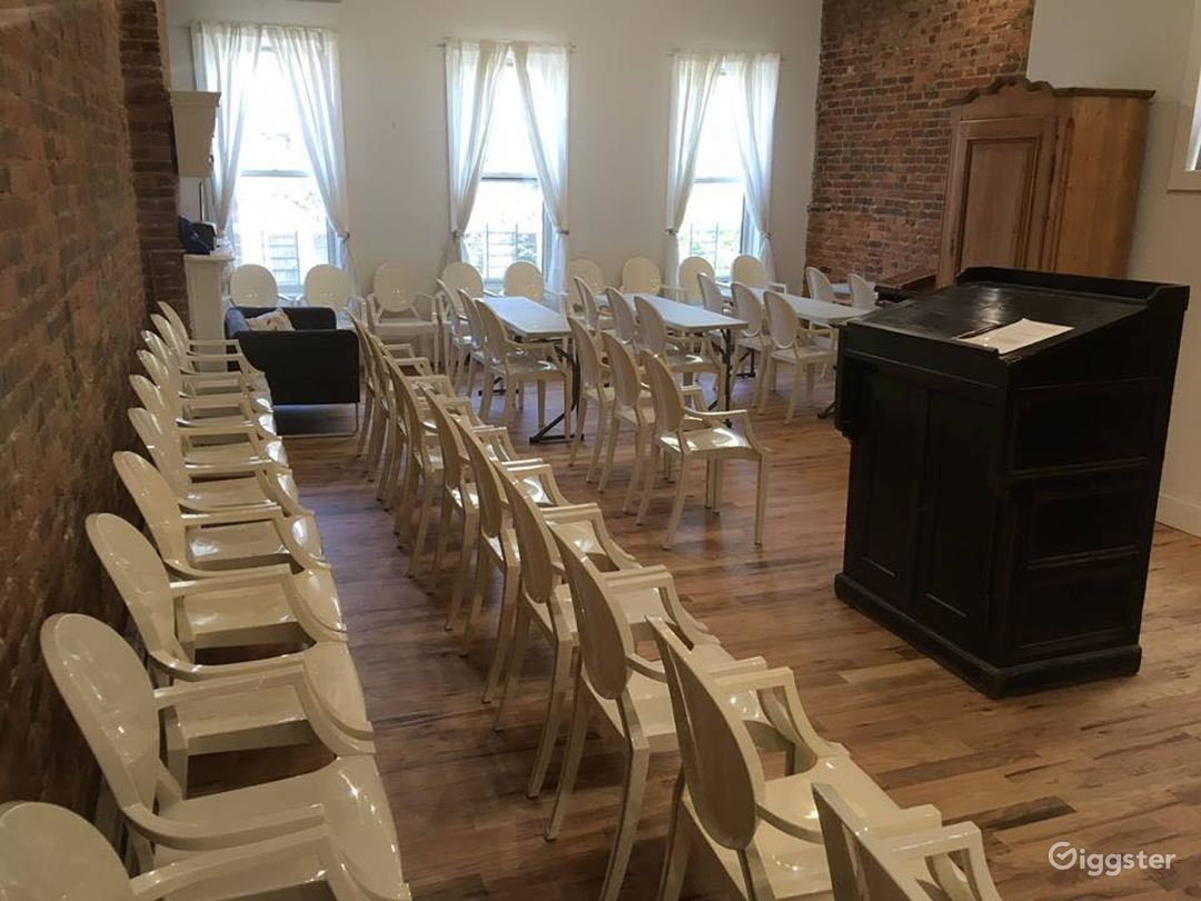 Chabad Heights Loft Event Space  Photo 4
