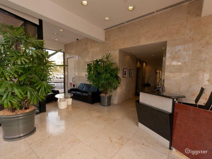 Modern Meeting Room in Newport Beach Photo 2