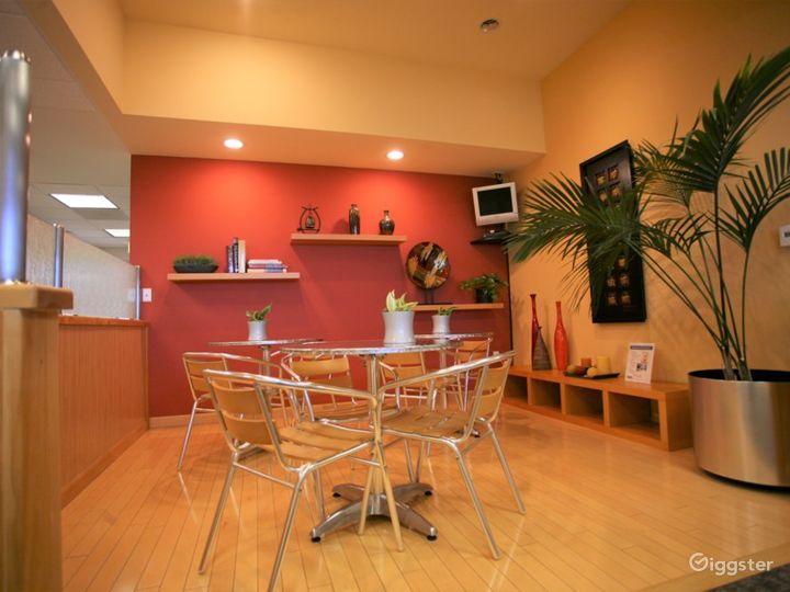 Modern Meeting Room in Newport Beach Photo 5