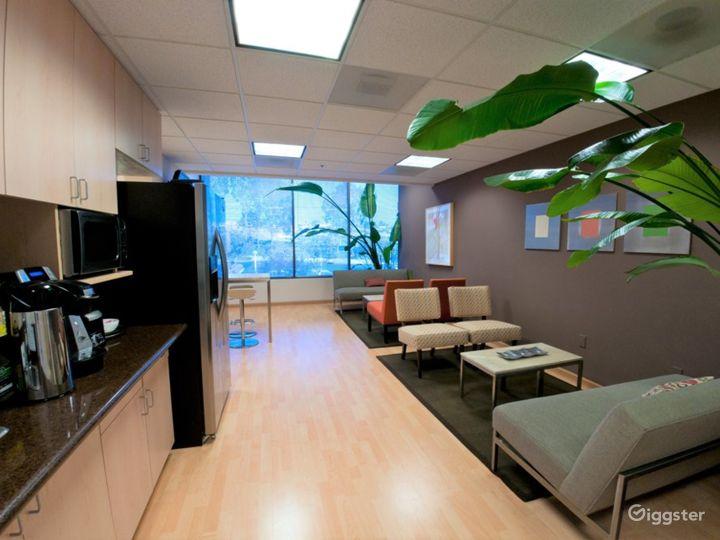 Modern Meeting Room in Newport Beach Photo 4