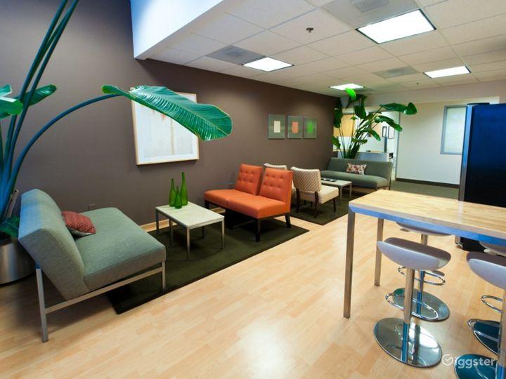 Modern Meeting Room in Newport Beach Photo 3