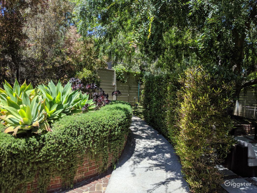 Los Feliz Mid-Century w Private Landscaped Ext.  Photo 5